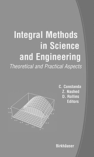 Integral Methods in Science and Engineering: Theoretical and Practical Aspects (Application Of Integral Calculus In Electronics Engineering)