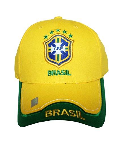 World Cup Soccer Brazil Mesh Cap ()
