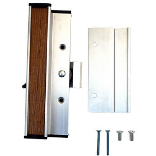 Slide-Co 14538 Sliding Door Handle Set, Aluminum (International Sliding Door Handle)