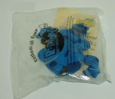 poison-dart-frog-arbys-kids-meal-toy-2000-rainforest