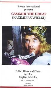Casimir the Great (Kazimierz Wielki) [VHS]