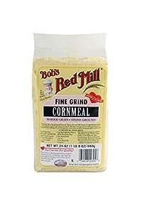 Bob's Red Mill Fine Ground Cornmeal, 24 oz