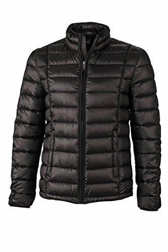 Puffer Quilted Jacket James Black JN1082 Down Men's amp; M Black Nicholson nIqwqAY7