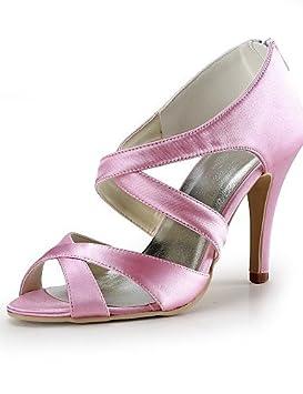 GGX/ Zapatos de boda-Tacones-Tacones / Punta Abierta-Boda / Vestido
