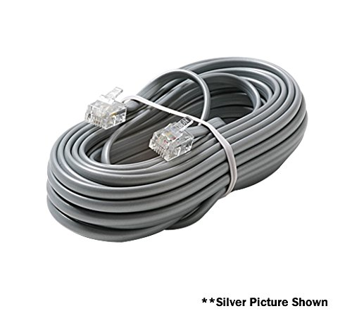 Steren Modular Flat Telephone Cable (Flat Steren Cable)