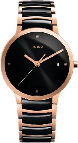 Rado R30554712–For Men, Stainless Steel Strap Watch