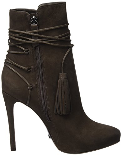SCHUTZ Back Laced Up - Botas Mujer Braun (HOT COFFEE)