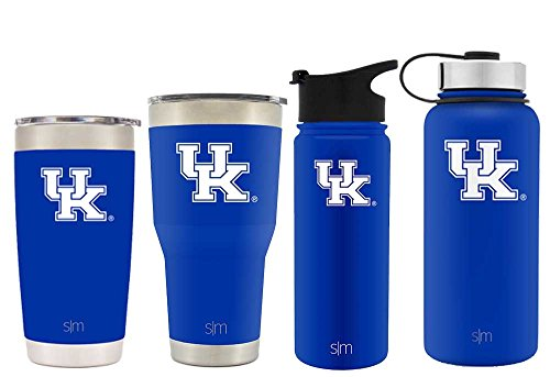 Simple Modern 18oz Summit Water Bottle - Kentucky Wildcats V