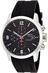 Tissot Men's T0554271705700 PRC 200 Automatic Watch