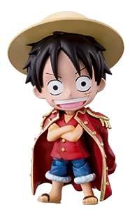 One Piece Bandai Chibi Arts 4 Inch Action Figure Monkey D. Luffy [Toy] (japan import)