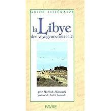 Libye des voyageurs -la