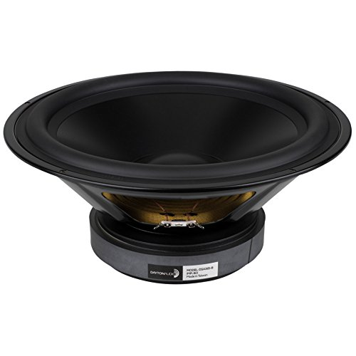 Dayton Audio DSA315-8 12'' Designer Series Aluminum Cone Woofer by Dayton Audio