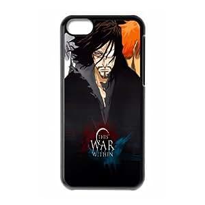 iPhone 5c Cell Phone Case Black Bleach SU4475334