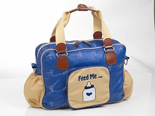 Bebé de diseño Señor de los anillos de pañales de colores que se ilumina con una bolsa de regalos bolsa de pañales 2 juego de copas de 2 variaciones de 3 pc Blue Dummy Blue Bottle