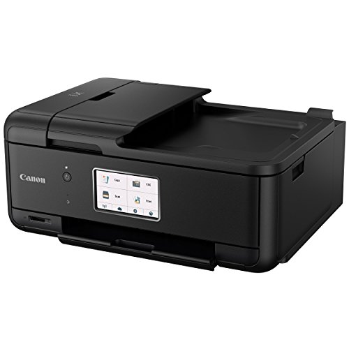 Canon PIXMA Wireless All-in-One Printer TR8520 with Printer Essentials Bundle and More by Beach Camera (Image #5)