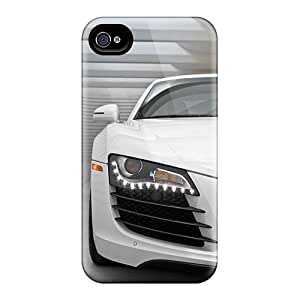 Best Cell-phone Hard Covers For Iphone 6 (pLh5847cfAn) Unique Design Realistic Audi R8 Series