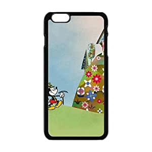 HDSAO Mickey Mouse Phone Case for iPhone 6 Plus Case