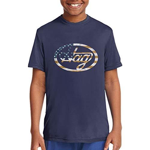 bf7de437e INFEP-Tshirt Generic Youth Cotton T-Shirts America Country Music Merle  Haggard Hag Logo