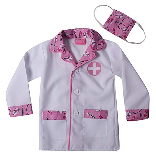 Doctor Jacket Costume - Storybook Wishes Kids Doctor Jacket &