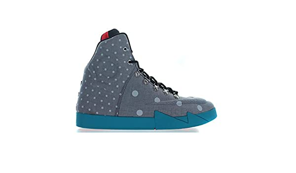 "6527fed8fb81 ... Amazon.com Nike KD VI NSW Lifestyle QS (Birthday) - Light Grey  Anthracite  "" ..."