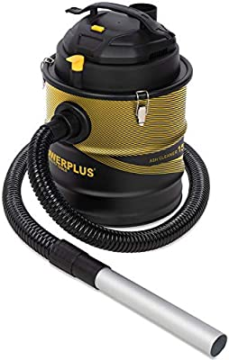Powerplus 10204 Aspirador de Cenizas, 1500 W, 230 V, Negro: Amazon ...