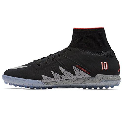 Nike Herren Hypervenomx Proxi Mo Njr TF Fußballschuhe Schwarz