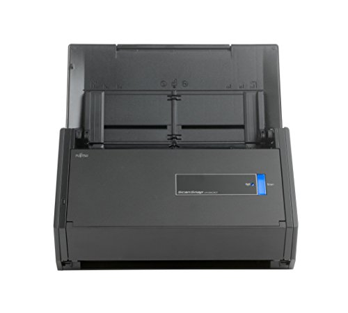 - Fujitsu IX500 Scansnap Document Scanner (PA03656-B305-R) - (Renewed)