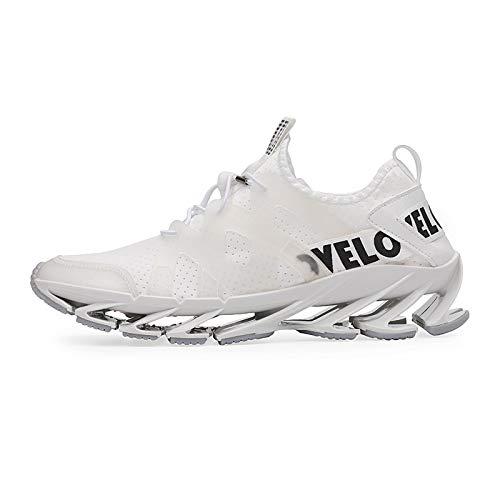 Liuxc Turnschuhe Beiläufige Schuhe der Männer, Fliegende Gewebte Sportschuhe Sportschuhe Sportschuhe der beiläufigen Schuhe der Männer große Schuhe Breathable Blattstudenten Bequeme beiläufige Schuhe dedfcb