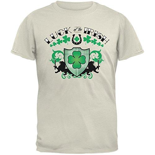 Old Glory Herren T-Shirt Elfenbein Gebrochenes Weiß