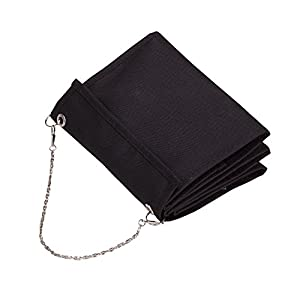 Household Essentials Petite Jewelry Clutch with Travel Band