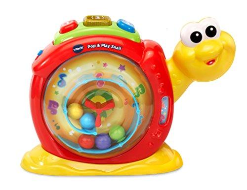 Vtech Ball Disney - VTech Pop-a-Balls Pop & Play Snail