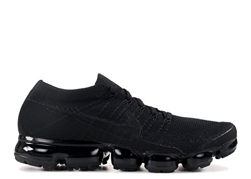 Nike Mens Air Vapormax Flyknit Scarpe Da Corsa Nero / Nero / Antracite-m