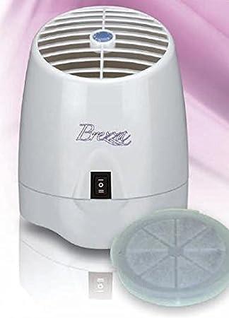 BREZA - Difusor de esencias más ionizador purificador de aire para ...
