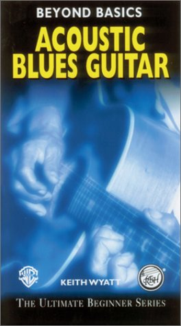 - Beyond Basics: Acoustic Blues Guitar [VHS]
