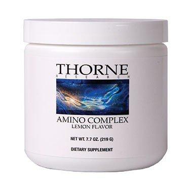 Thorne Research, Amino Complex, au citron, 7,7 oz (219 g)