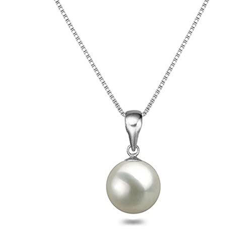 Endless Style Long Cultured Freshwater Pearl Strand Necklace, No Metal