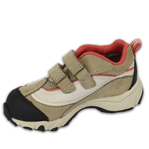 Beige 81R Velcro Kids Trainers Hiking Leather Casual Boots Shoes Boys Timberland Toddlers CwqnXAPAO