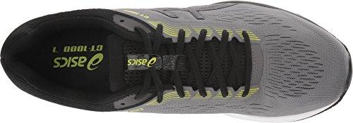 ASICS GT-1000 7 Shoe - Men's Running Carbon/Black by ASICS (Image #1)