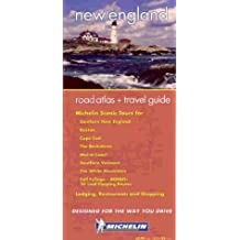 Michelin New England Regional Atlas and Travel Information, No. 99657, 1st