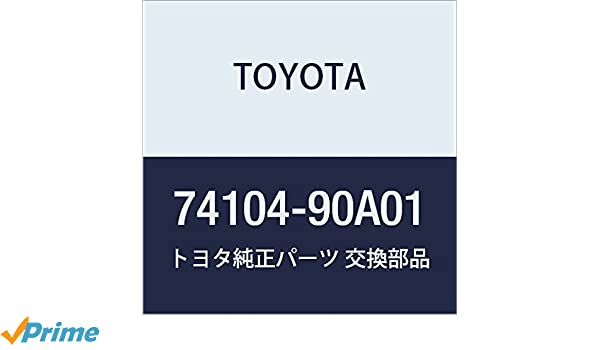 Toyota 74104-90A01 Ashtray Receptacle Retainer