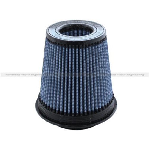 AFE Filters 24-91073 Magnum FLOW Pro 5R Universal Air Filter Flg. ID-4 in. x B-6 in. x T-4.5 in. Inverted H-6.5 in. Magnum FLOW Pro 5R Universal Air Filter