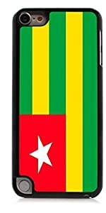 HeartCase Hard Case for Apple itouch 5g 5th Generation(The national flag of Togo )