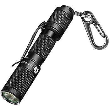UltraTac A1 V2 EDC Flashlight, LED Pocket Flashlight, 600 ...