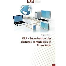 ERP - SECURISATION DES CLOTURES COMPTABLES ET