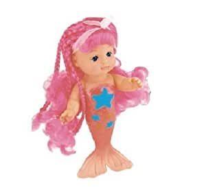 Mermaid bath toys