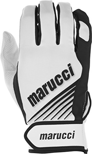 Grizzly Sewing Patterns - Marucci Adult Pro Lite Batting Gloves (Pair), Black, Small