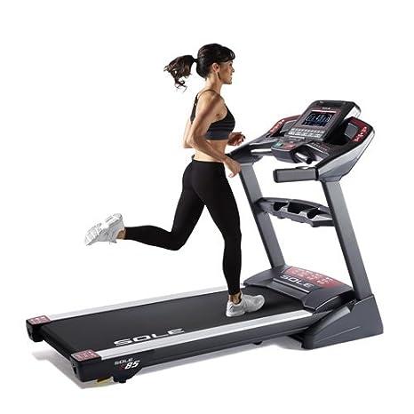 Sole Fitness - F85 - Cinta de correr: Amazon.es: Deportes y aire libre