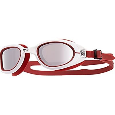 TYR Special OPS 2.0 South Carolina University Goggles, Silver/Red by Pro-Motion Distributing - Direct