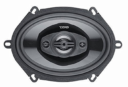 DS18 SLC5.7 Select 5 x 7 Inches 300 Watts 4-Way Coaxial Speakers - Set of 2