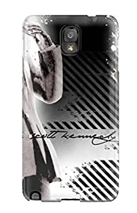 Awesome Case Cover/galaxy Note 3 Defender Case Cover(resident Evil)